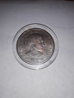 1979 S- Susan B Anthony throw me an offer for Sale in Arcola, TX