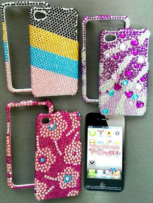 Bling..Bling ..Protector Case for Iphone 4/4S for Sale in Tempe, AZ