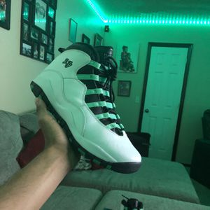 "Jordan 10 Retro ""Seattle"" for Sale in Moore, OK"