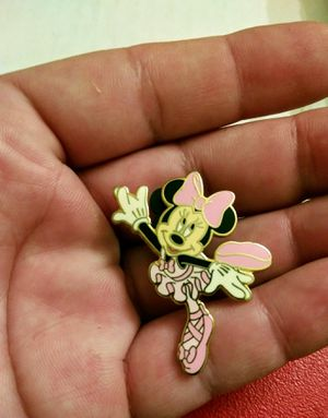 Vintage Disney Minnie Mouse Pin for Sale in El Paso, TX