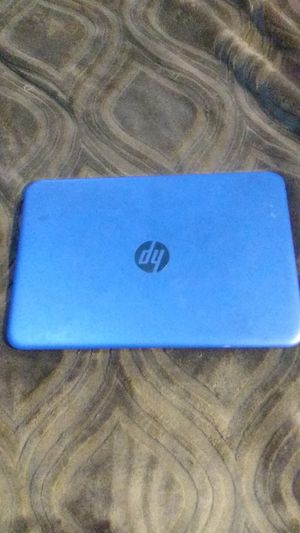 """HP Stream 11.6"""" Notebook - Celeron N3050 1.6 GHz - 2 GB RAM - 32 GB SSD - Cobalt Blue modle number 11-r014wm for Sale in Aloha, OR"""