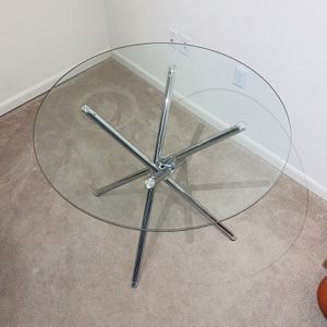 Glass Dining Table for Sale in Austin, TX