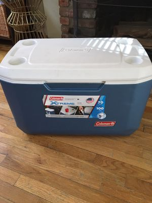 Coleman 70- Quart Heavy-Duty Cooler for Sale in Brooklyn, NY