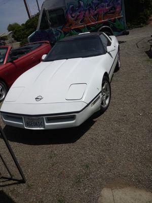 89 chevy corvette for Sale in Chula Vista, CA