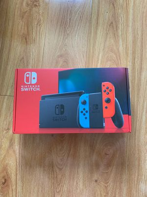 Nintendo Switch V2 32GB Blue/Red Brand New for Sale in Fountain Valley, CA