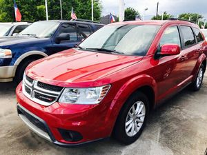 2015 DODGE JOURNEY CLEAN TITLE NO ACCIDENT GREAT DEAL for Sale in Houston, TX
