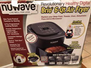 Nuwave Brio 6-Qt Air Fryer for Sale in Los Angeles, CA