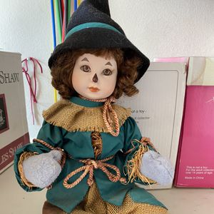 Marie Osmond Wizard Of Oz Dolls for Sale in Rancho Santa Margarita, CA