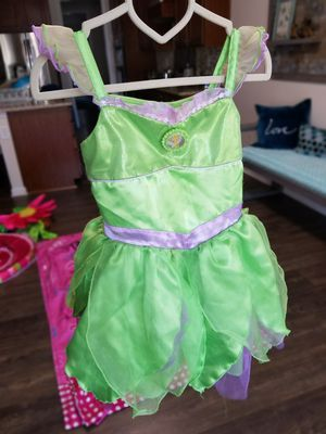 Halloween Costume - Tinker Belle 3T-4T for Sale in Cumming, GA