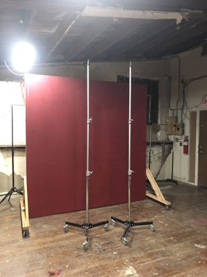 2 Avenger Rolling Stands for Sale in Ridley Park, PA