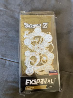 Dragonball Z Figpin XL Shenron for Sale in Anaheim, CA