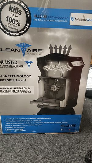 Clean air for Sale in Upland, CA