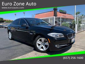 2011 BMW 5 Series for Sale in Stanton, CA