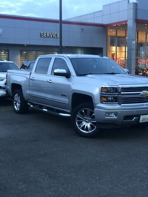 Chevrolet Silverado High Country Chevy 2015 for Sale in Kent, WA