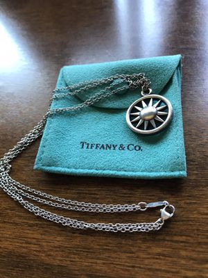 Tiffany & Co Silver necklace. for Sale in Placentia, CA