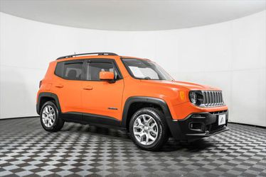 2018 Jeep Renegade for Sale in Marysville,  WA