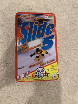Slide 5 Game for Sale in Cornelius, NC