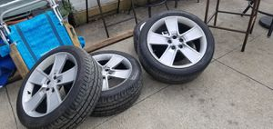 20 inch chevy camaro wheels staggered. 5x120 for Sale in New York, NY