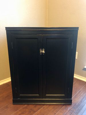 Media/Storage console from Pottery Barn for Sale in Austin, TX