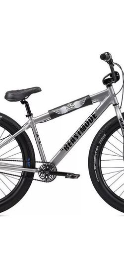 SE Bike Beastmode (Raiders Color Theme) for Sale in Mount Vernon,  NY