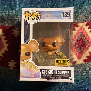 Funko Pop Vinyl Figure - Gus Gus In Slipper for Sale in Fort Lauderdale, FL