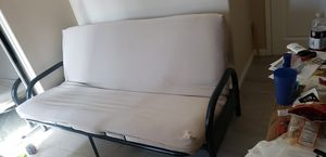 Metal frame futon for Sale in Lake Elsinore, CA