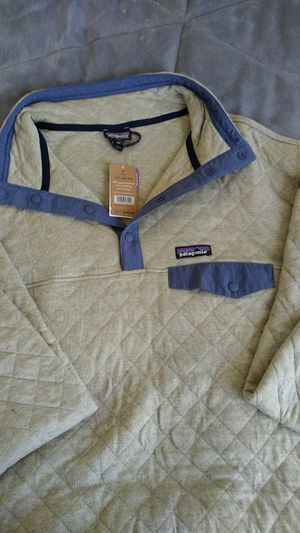 Patagonia xxl organic cotton pullover mens for Sale in Oakland, CA