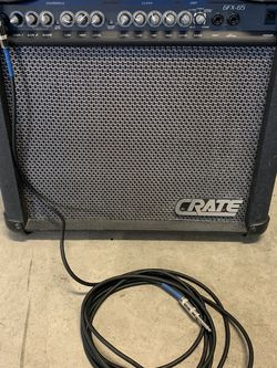 Crate GFX65 for Sale in Lakeside,  CA