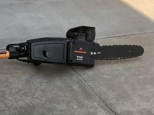 Pole Chainsaw for Sale in Mustang, OK