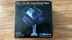 360 Heroes Pro 7 VR 360 Video Photo Gear for Sale in Jersey City, NJ