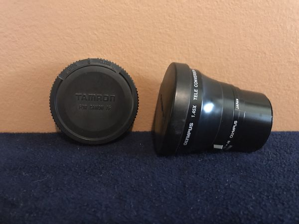 Camera Lens Equipment can ship or deliver