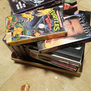 Free Vhs Movies for Sale in Tacoma, WA