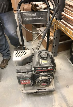 Generac 6.25 hp pressure washer. for Sale in Worthington, OH