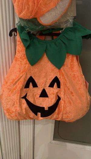 Pumpkin Halloween costume for Sale in Johns Creek, GA