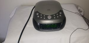 Emerson CD Stereo Clock Radio CKD9901 for Sale in Palatine, IL