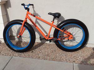26 big fat tire bike for Sale in Glendale, AZ