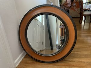 Wall wood mirror for Sale in Smyrna, TN