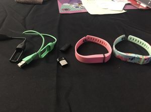 Fitbit w/Extra Band for Sale in Welby, CO