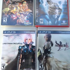 PS3 Games for Sale in Los Angeles, CA