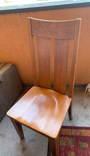 Wood chairs for Sale in Fremont, CA