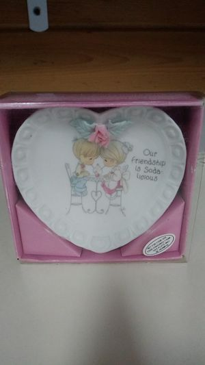 Vintage 1994 Precious Moments Miniature Plate for Sale in Gresham, OR