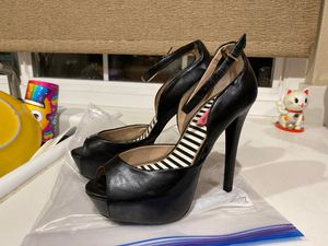 Betsey Johnson platform heels for Sale in Santee, CA