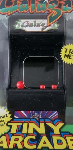Worlds Smallest Tiny Arcade - Collectible for Sale in Alexandria,  VA