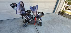Baby Trend stand and go double stroller. for Sale in Pinole, CA