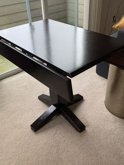 Small Drop Leaf Dining Table for Sale in Seattle,  WA
