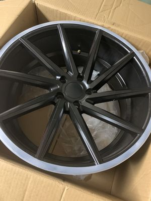 Brand new rims size 20 never used for Sale in Reading, PA