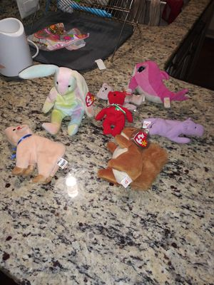 Beanie babies for Sale in Bartow, FL