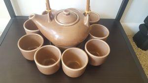 Tea Pot with Cups for Sale in Alexandria, VA