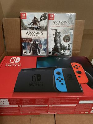 Brand new Nintendo switch v2 for Sale in Los Angeles, CA
