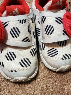 Hello Kitty Adidas Size 6c for Sale in Chesapeake,  VA